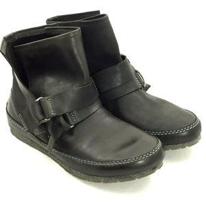 Sorel Yaquina Leather Ankle Boots NL1960-010 US 7